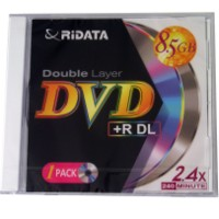 Ridata Dual Layer DVD+R 2.5x
