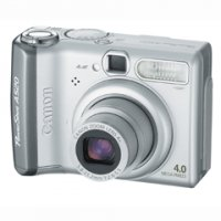 Canon PowerShot A520 Digital Camera 4.0MP