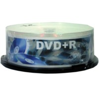 OSI 8x DVD+R Grade A 25pc