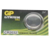 Lithium CR2032 3V Battery for motherboards