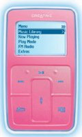 Creative Zen Micro MP3 Player 6GB Pink
