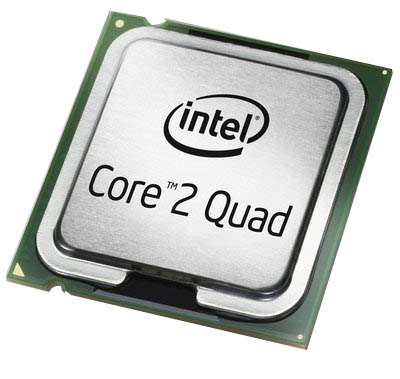 Intel Quad Core Q8200S