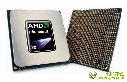 AMD AM3 PHENOM II X3  720