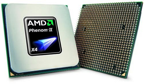 AMD AM3 PHENOM II QUAD CORE 965