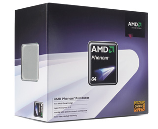 AMD AM3 PHENOM II X6 1090T