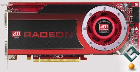 HIS ATI HD 4870 VIDEO CARD