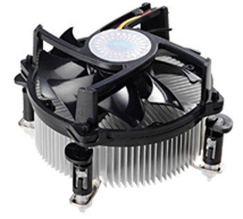 COOLER MASTER X DREAM 4 LGA775 INTEL COOLING FAN