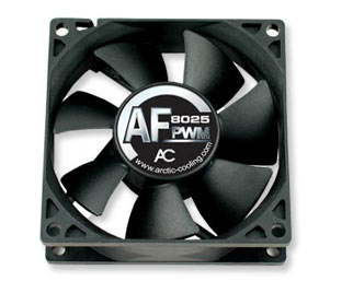Arctic Cooling Fan 8025PWM Case Fan