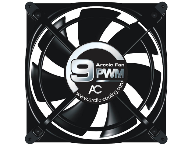 Arctic Cooling Fan 9 PWM - 92MM CASE FAN