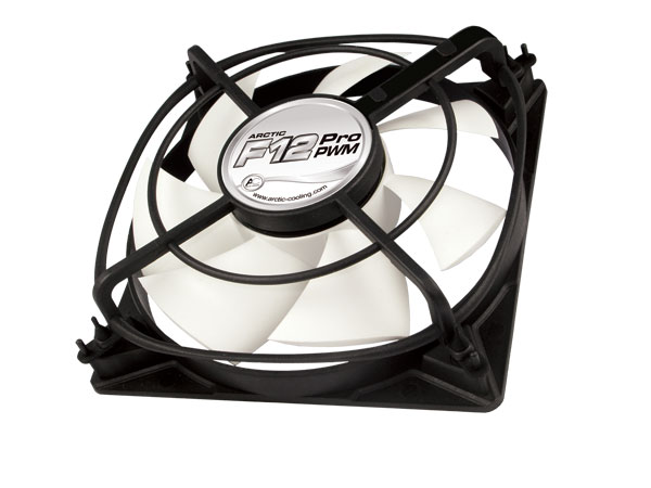 Arctic F12 PWM - 120MM CASE FAN