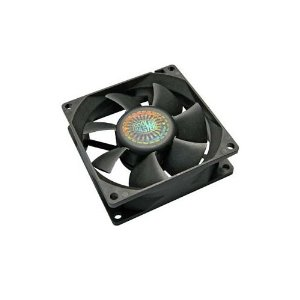 COOLER MASTER 80mm Ultra Silent Case Fan