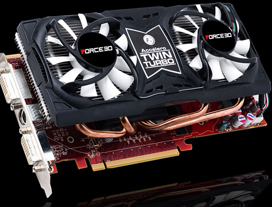 Arctic Cooling ACCELERO TWIN TURBO VGA COOLING