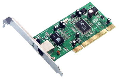 Airlink Gigabyte PCI Lan Card 32 BIT