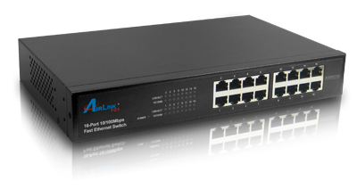Airlink 16 Port 10/100 Switch