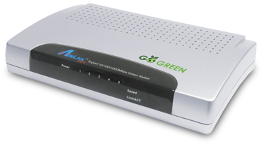 Airlink 5 Port Gigabyte Switch