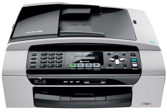 BROTHER MULTIFUNCTION MFC295CN INKJET PRINTER