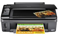 EPSON MULTIFUNCTION Stylus CX7450 INKJET PRINTER