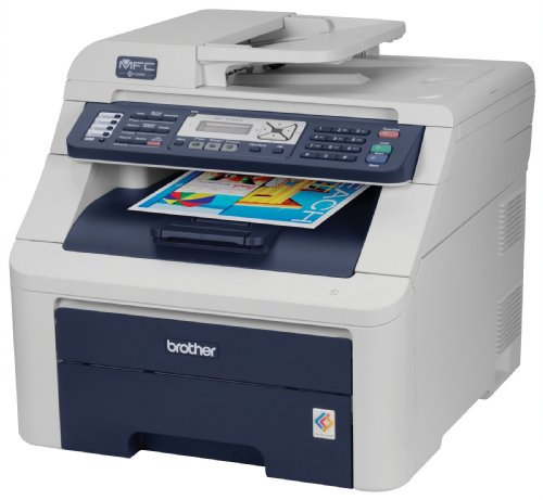 BROTHER MULTIFUNCTION MFC9120CN LASER COLOR PRINTER