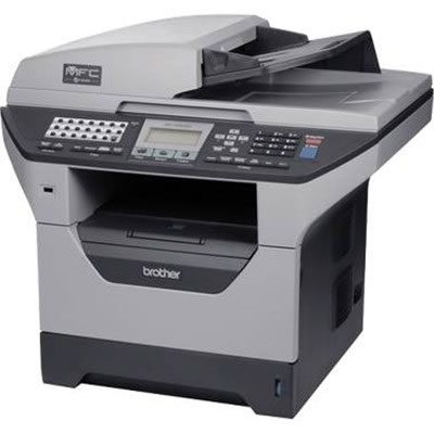 BROTHER MULTIFUNCTION DCP8080DN LASER PRINTER